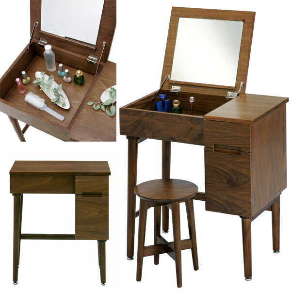 units wood desk  makeup vanity wood makeup vanity Nordic units makeup natural  Dresser table