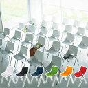 パソコンチェア ホワイト スタッキング チェア グリーン 椅子 会議椅子 白 会議用椅子 椅子 オレンジ 会議イス 肘なし スタッキングチェアー ブラック デスクチェア おしゃれ パーソナルチェア ダイニングチェア パソコン いす チェアー 会議室 待合室 koska 送料無料