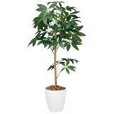 光触媒 観葉植物 インテリアグリーン パキラ トピアリー 高さ120cm 人工観葉植物 人工植物 インテリア フェイクグリーン 造花 消臭 抗菌 防汚 ホルムアルデヒド 分解アート