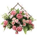 光触媒 壁掛け アレンジフラワー インテリア 人気 お祝い 花 おしゃれ 造花 ギフト モネール フラワーギフト 誕生日 母の日