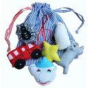 指人形 手作り 人形 ハンドメイド ゆびにんぎょう 知育 おもちゃ 子供 女の子 男の子 玩具 キッズ玩具 子供用 キッズ用 かわいい ファブリック お祝い ギフト プレゼント 誕生日 おしゃれ 北欧 可愛い OE208 ミュージックバッグフィンガーパペット6個付