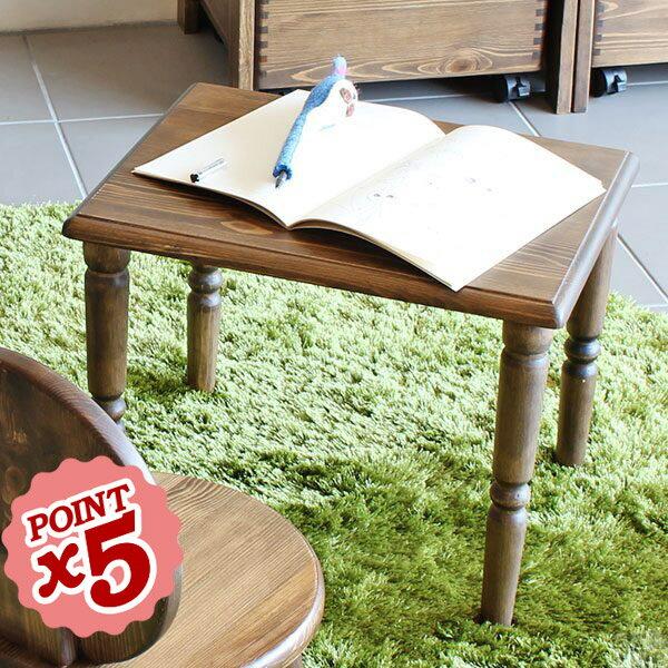 テーブル 机 子供 子供部屋 キッズ キッズ家具 木製 アンティーク レトロ おしゃれ n…...:arne-style:10031302