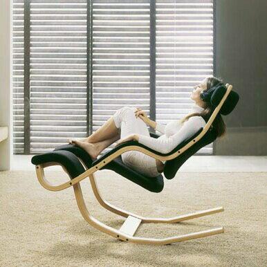 高機能チェア リラックスチェア ロッキングチェア ロッキングチェアー 木製 1人掛け 1人掛けチェア 椅子 いす イス 1P デザイナーズチェア デザイナーズ チェア 送料無料 Gravity グラヴィティ ブラック 黒 Varier ヴァリエール ビーチナチュラル/布張り ファブリック