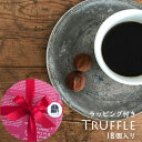 【ラッピング付】仏・マテ社 トリュフチョコレート 18個入り ギフトセットフランスロワール日本未出店