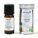 オーガニック エッセンシャルオイル オレンジスイート(ラドローム)(Organic Essential oil )