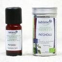 オーガニック エッセンシャルオイル パチュリ(ラドローム)(Organic Essential oil )