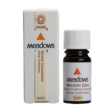 メドウズ 精油/ベンゾイン・アブソリュート5ml(MEADOWS)