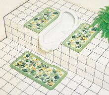 和式トイレマット