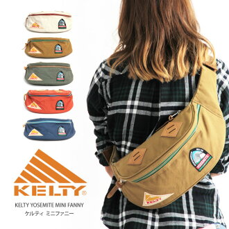 Kelty shoulder YOSEMITE 2015 DAYPACK mini Fanny body bags waist pouch waist bag mens Womens outdoor unisex