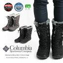 【MAX20%OFFクーポン】【SALE セール 8%OFF】Columbia(コロンビア) スノーブーツ ウインターブーツ レースアップウィメンズ ミンクスミッドII オムニヒート Women's