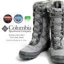 【MAX20%OFFクーポン】【SALE セール 20%OFF】Columbia(コロンビア) スノーブーツ ウインターブーツ レースアップ ウィメンズ ミンクスミッドII オムニヒート ツイル Wo