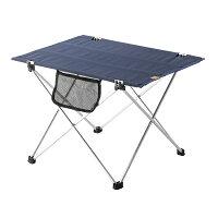 テーブル アウトドア 折りたたみ 簡単 クイックテーブル 野外 屋外 BBQ 運動会 釣り 登山 キャンプ シンプル コンパクト おしゃれ かっこいいの画像