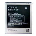 シャープ NTT docomo 純正電池パック SH11(SH903iTV)