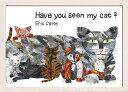 アートパネル アートポスター 絵画 インテリア ポスター タペストリー 壁掛け アートフレーム ウォールアート アートボード インテリアアート モノトーン モノクロ アンティーク シンプル 北欧 おしゃれエリック カール Have you seen my cat?
