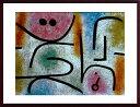 【絵画 アートパネル 壁掛け 専門店】アートフレーム/アートポスター モダンアート パウル・クレーBroken Key, c.1938(アートパネル アートフレーム アートポスター 北欧 絵画 インテリア ポスター 壁掛け)【0824楽天カード分割】