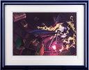 【版画】【中古】 ヤミと帽子と本の旅人 ミックスドメディア 本人 鉛筆 サイン CARNELIAN(カーネリアン)(CARNELIAN)