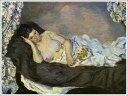 複製画 送料無料 プレミアム 学割 絵画 油彩画 油絵 複製画 模写アルマン・ギヨマン「裸婦」 F15(65.2×53.0cm)サイズ プレゼント ギフト 贈り物 名画 オーダーメイド 額付き