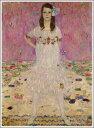 【送料無料】絵画:グスタフ・クリムト「メーダ・プリマヴェージの肖像」●サイズF20(72.7×6