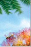 花 ねむの木4 風景写真パネル