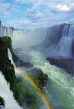 イグアスの滝に虹1 2LW写真 レビューを書いて【】【RCP】 2LW-IGA-1