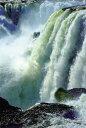 ポストカード5枚で【送料無料】イグアスの滝4 世界遺産