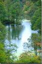 福島/会津 中瀬沼 風景写真パネル 72.7×50cm FUK-030-M20【楽ギフ_包装】 【楽ギフ_のし宛書】