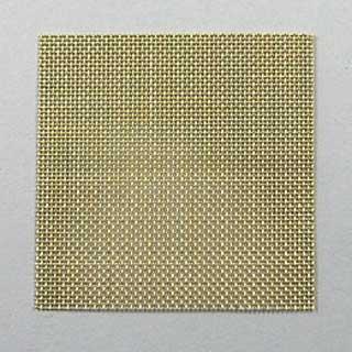 真鍮メッシュ(40×40mm)の商品画像