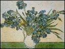 【アートポスター】アイリス- シュトラウス(70cm×100cm) -ゴッホ-