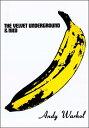 【アートポスター】The Velvet Underground & Nico (Banana)(610x915mm) -ウォーホル-