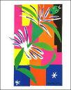 【アートポスター】クレオール人のダンサー(70cm×100cm) -マティス-