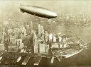 掛曆, 海報, 簡介 - The Hindenburg Airship, 1936 (60cm×80cm)