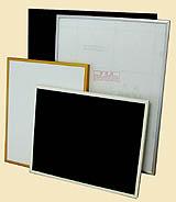 アルミ製フレーム【FIT】:50cm×50cm (色5種類)
