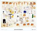 【アートポスター】イカロス・エッソ (600mmx700mm) -バスキア-