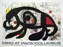 【リトグラフ】ピース・コロンブスにて1979年(水平)(635×850mm) ミロ