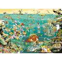 HEYE Puzzle・ヘイパズル 29694 Giuseppe Calligaro : Under Water 1000ピース