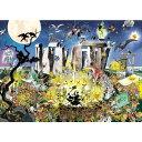 HEYE Puzzle・ヘイパズル 29751 Giuseppe Calligaro : Mystic Circle 1000ピース