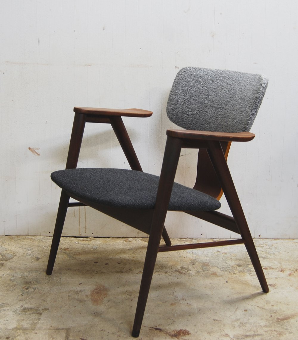 Cees Braakman FA14 EasyChair UMS Pastoe ブラークマン 北欧 ウェグナー  Cees Braakmanケース・ブラークマンのFA14イージー・チェアー