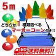 【マーカーコーン12個付き】 トレーニングラダー ラダー トレーニング アジリティラダー ブルー 青 5m 送料無料