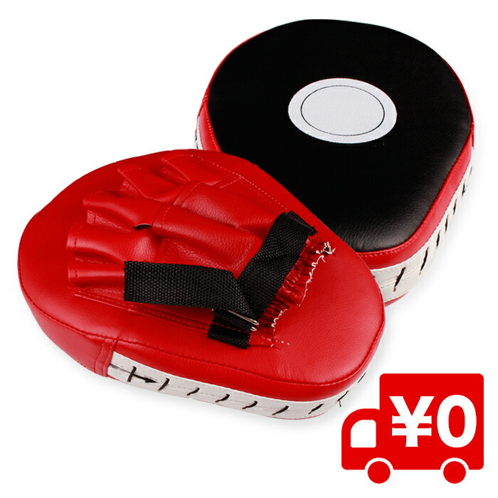 軽量パンチンググローブパンチングミット両手兼用左右セット格闘技練習用ボクシングミットボクササイズ運動