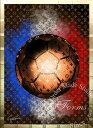 LOUIS VUITTON - 絵画 インテリア ブランドオマージュアート/クレイグ・ガルシア「ルイ・ヴィトン/サッカーb(G)」ポスター ポップアート ヴィトン オマージュ