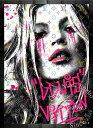 LOUIS VUITTON - 絵画 インテリア ブランドオマージュアート/スターデザイン「ケイト・モス×ルイ・ヴィトン/Kate Cry」A1ポスター