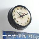【アートワークスタジオ公式】【ポイント10倍】時計 壁掛け オールドアメリカン ビンテージFranklin-clock フランクリンクロック
