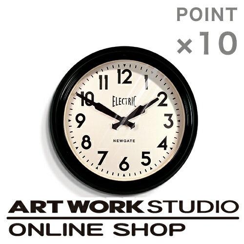 """ NEW GATE(ニューゲート)"" 壁掛け時計 TR-4250「Electric wall clock (M)(エレクトリックウォールクロック)」"