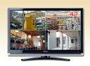 【送料・代引き手数料無料】東芝 REGZA 42C7000 42型 モニター【RD-3448】【監視モニター】