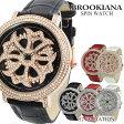 ブルッキアーナ BROOKIANA BA2310 Spin Watch スピン ウォッチ 腕時計 ウォッチ 時計[国内正規品]