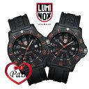 ルミノックス LUMINOX ネイビーシールズ NAVY SEALs 20周年アニバーサリー XL8815 XL8815 ペア 時計 腕時計