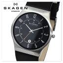 【エントリーでポイント最大18倍】スカーゲン SKAGEN 233XXLSLB 時計 腕時計 メンズ レディース ユニセックス 北欧 スリム プレゼント ギフト 父の日 [あす楽][海外正規店商品][送料無料]
