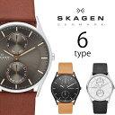 【エントリーでポイント最大18倍】スカーゲン SKAGEN 5タイプ 時計 腕時計 メンズ レディース ユニセックス 北欧 スリム プレゼント ギフト 父の日 [あす楽][海外正規店商品][送料無料]