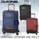 DAKINE ダカイン TERMINAL SPINNER 40L FW17 ソフトキャリーケース 機内持ち込みサイズ AH237123