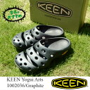KEEN Yogui Arts 1002036/Graphite【期間限定SALE】